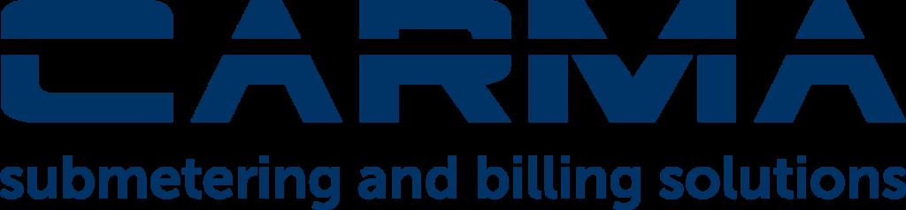 CARM logo – blue